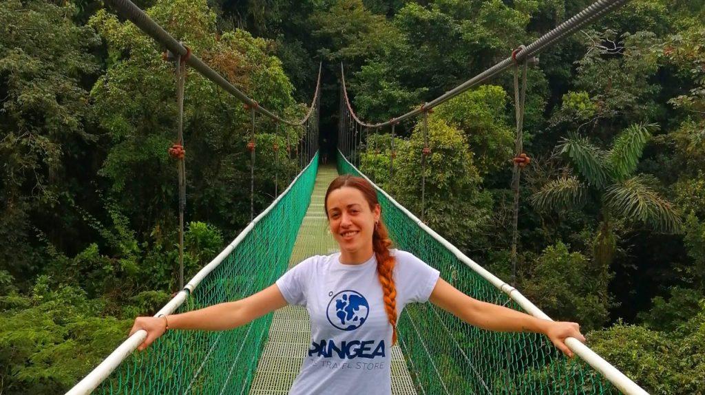 Monteverde- Puentes colgantes - Costa Rica