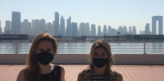 Asesoras PANGEA en Dubái
