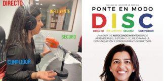 Presentación libro Ponte en modo disc