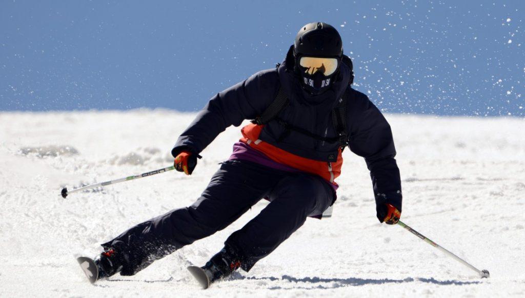 110% ski